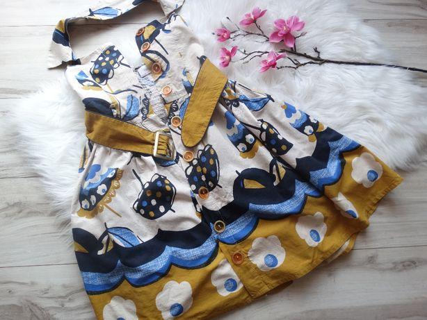 sukienka next parasolki