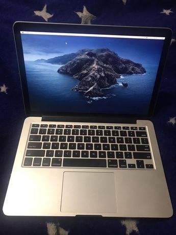 "MacBook Pro 13"" later 2012"