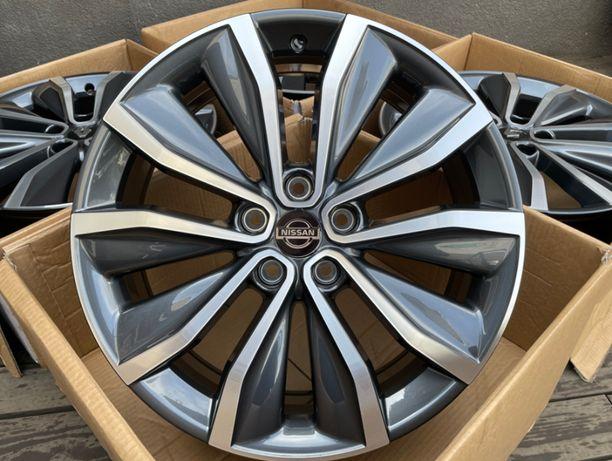Felgi aluminiowe 19cali Nissan Juke Leaf Murano Primera X-Trail nr977