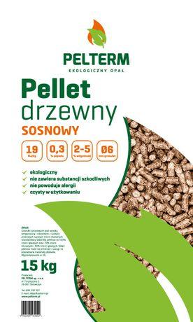 Pellet dobry Pelet sosnowy Premium Końskie Małogoszcz Skarżysko