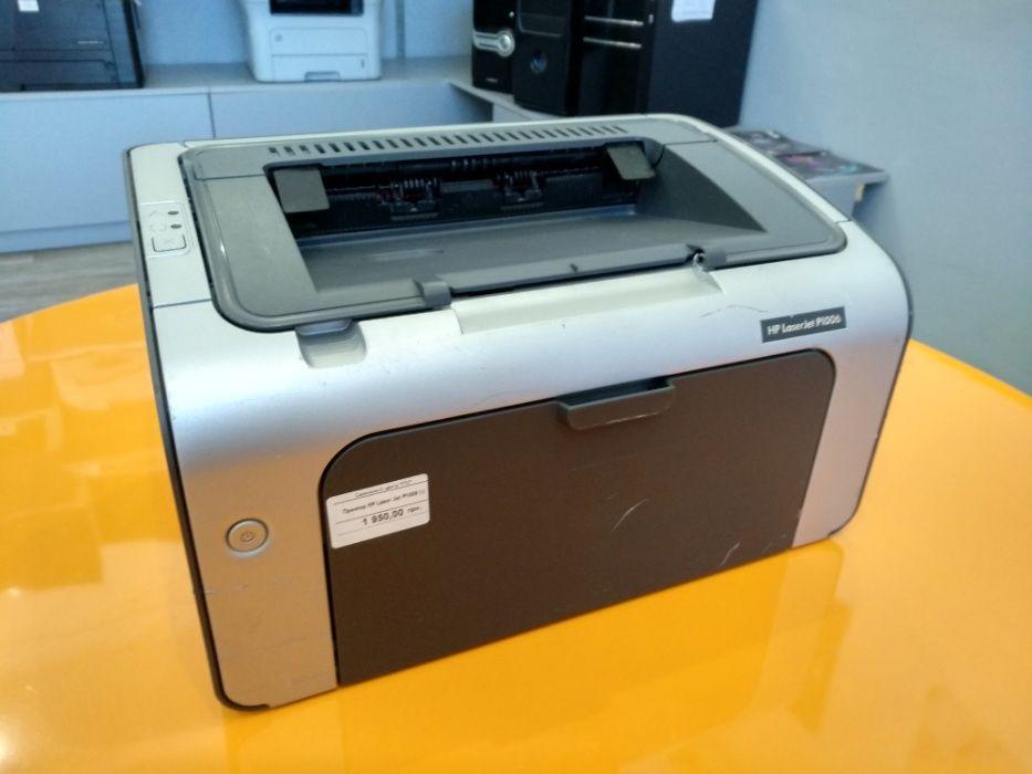 Принтер лазерный HP LaserJet P1006 (ГАРАНТИЯ)