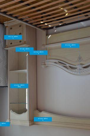 Итальянская мебель для спальни (гарнитур из 6и предметов)