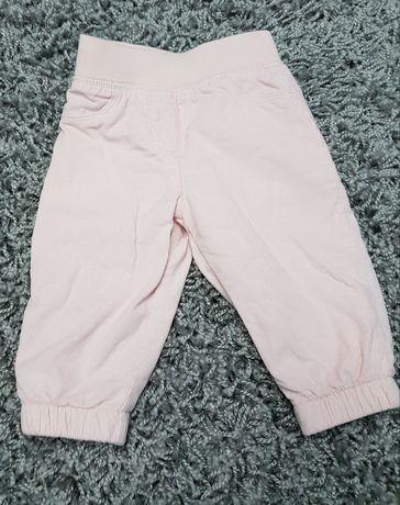 Spodnie dziewczęce 68 Lupilu