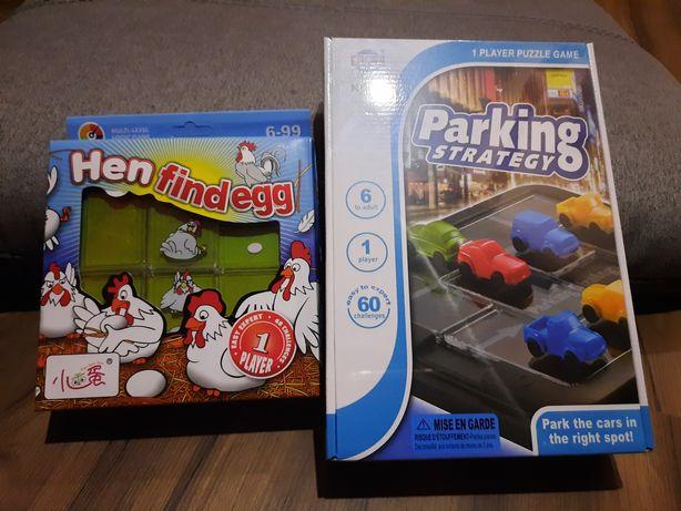 Парковка, Переполох в курятнике, аналог Smart games