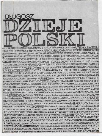 Dzieje Polski - II obieg ___ Jan Długosz ___ 1988