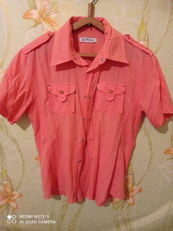 Рубашка М мужская