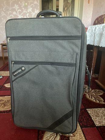 Тканевый чемодан Marco Polo