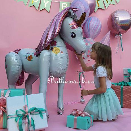 Шарики для девочки Черкассы, шары воздушные, гелиевые, гелевые геливые