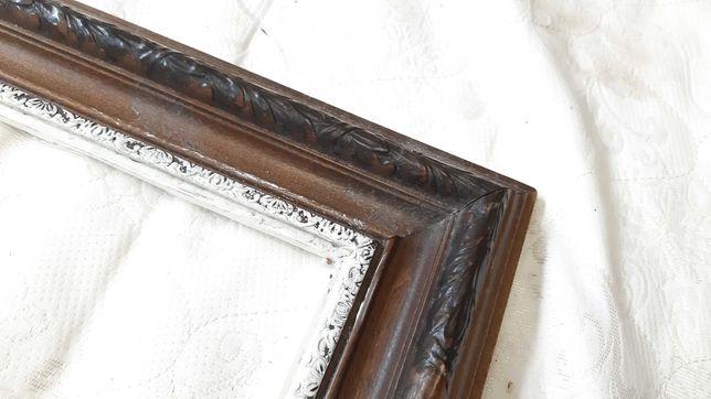Рамка деревяна для картин велика - деревянная картины Антикваріат
