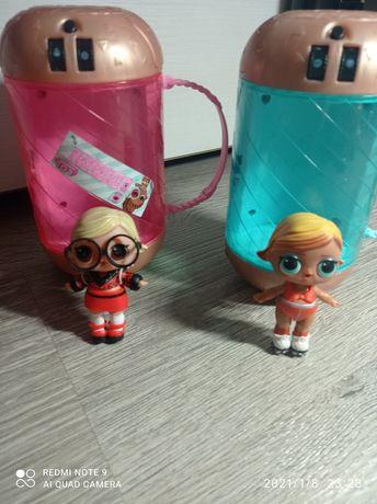 Куклы LOL в капсулах