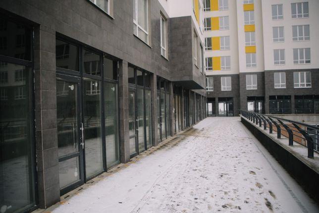 Оренда комерційного приміщення 28,6м2. Фасадне приміщення