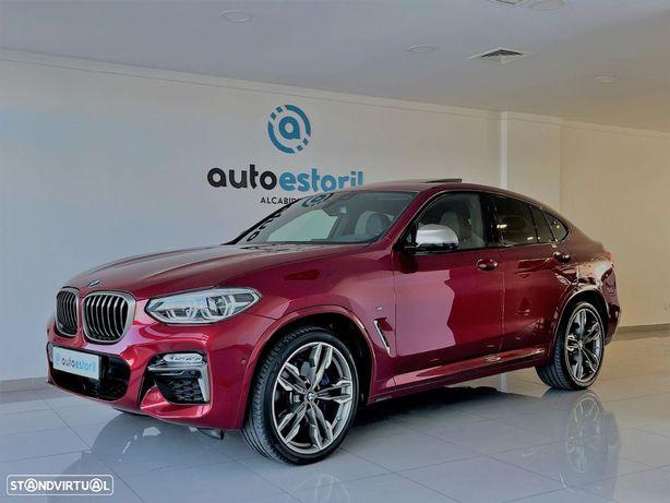 BMW X4 M40d - Pack M