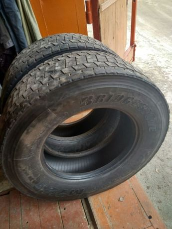 1 шт. Шина грузовое колесо BRIDGESTONE 315/70 R22.5