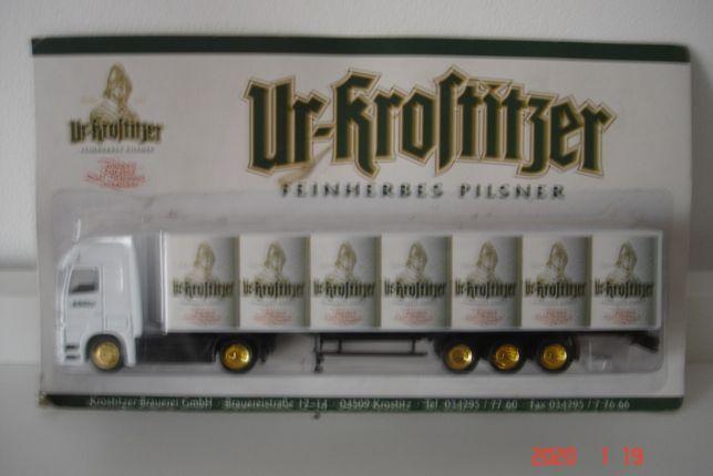 Zabawka model Mercedes Actros Tir ciężarówka