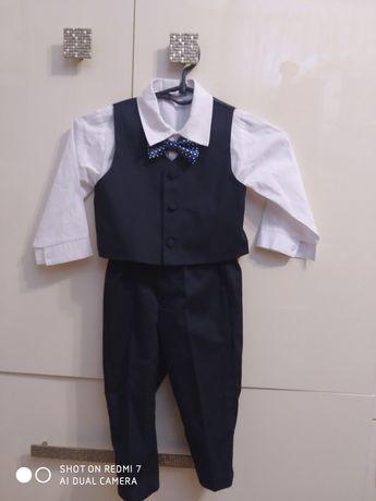 Продам костюмчик на мальчика Topo (Германия), размер 86