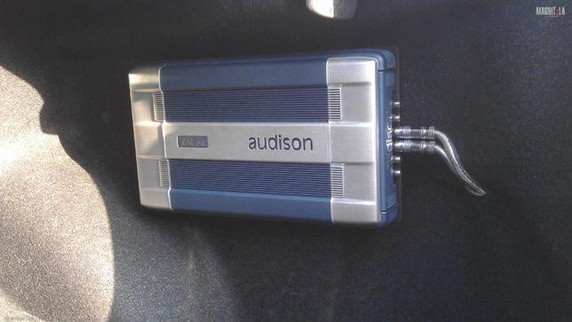 audison 2.4 2х канальный усилитель .