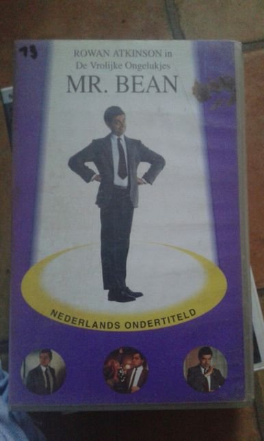 Mr. Bean film VHS