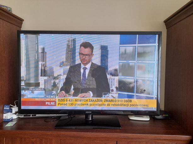 Telewizor 51 cali Samsung.
