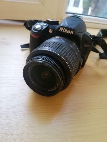 Nikon D3100 фотоапарат