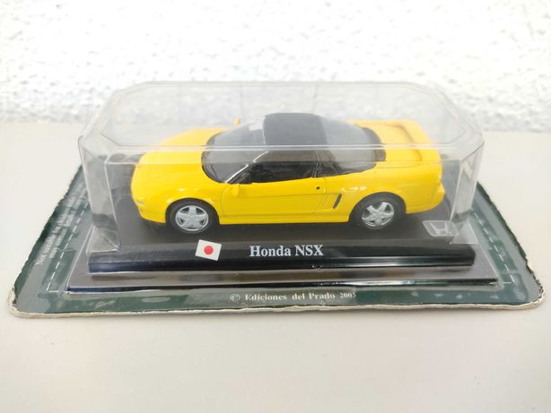 Miniatura Honda NSX Escala 1:43