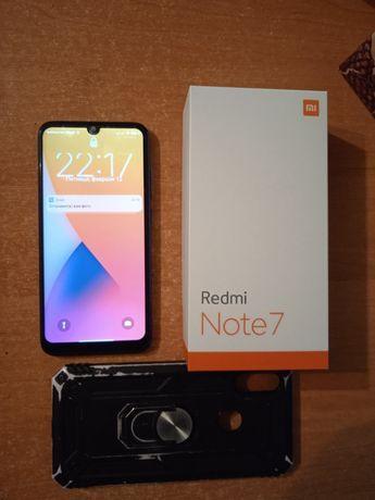 Телефон Xiaomi Redmi note 7 4/128