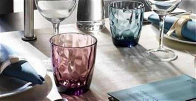 Lindíssimos Conjunto de 6 Copos Coloridos de Sumo ou Água NOVOS