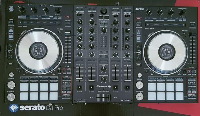 Kontroler DJ Pioneer DDJ-SX3