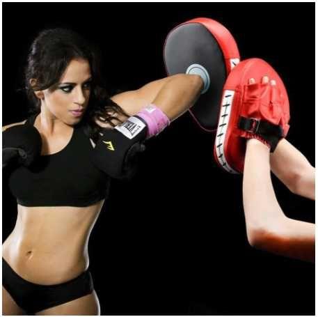 Plastrons Almofadas Focus Pad Boxe Muay Thai