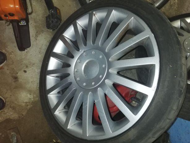 Felgi aluminiowe ford volvo 18 5x108