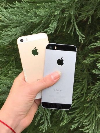 Айфон/iPhone 5/5S/SE Space/Silver/Rose/Gold 16/32/64/128Gb ID:135