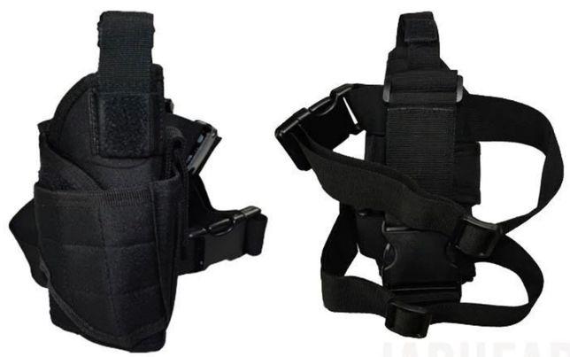 Regulowana Kabura udowa pokrowiec na broń pistolet holster wojskowa