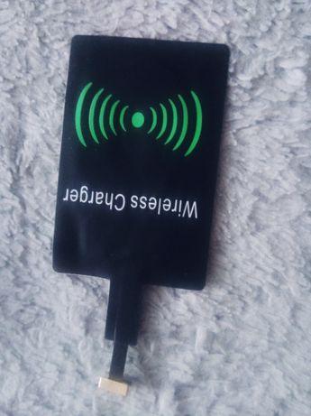 Adapter do ładowania indukcyjnego/bezprzewodowego
