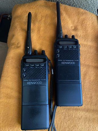 walkie talkie Kenwood TH 22e