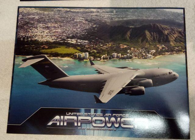 Posters aviação militar USAF