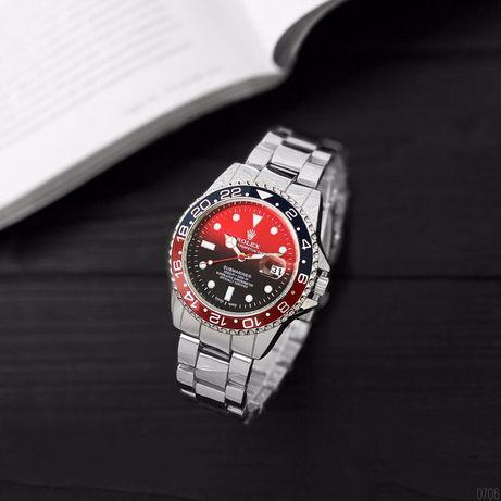 Zegarek Rolex Submariner 6478 Silver-Black-Red-Black