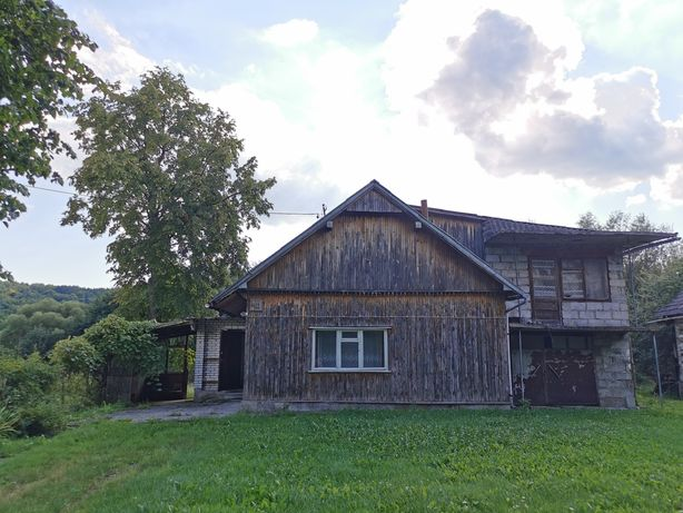 Dom z dużą działką 46ar - blisko Lasu, podkarpacie