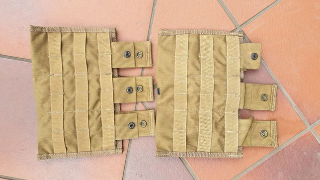 Flyye tripple M4 pouch ładownica coyote brown