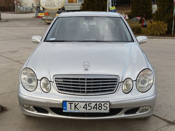 Mercedes 220 2.2 Diesel__ Full wersja__ Bardzo zadbany