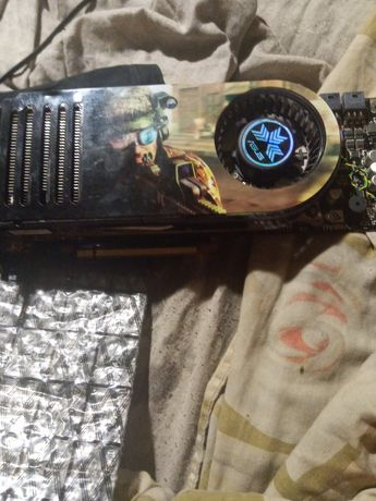 Видеокарта Nvidia GeForce 8800 GTX на восстанавление