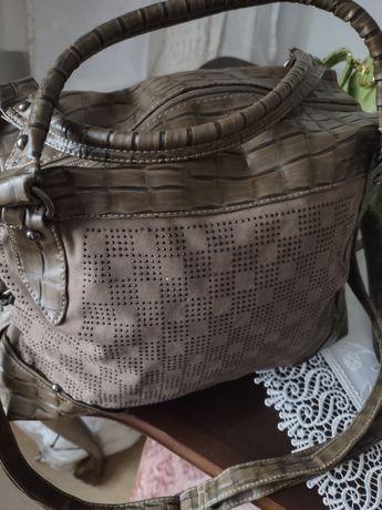 Trzy torebki damskie
