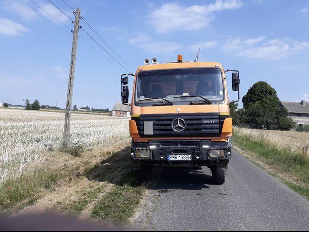 Mercedes 2631 6x6 wywrotka