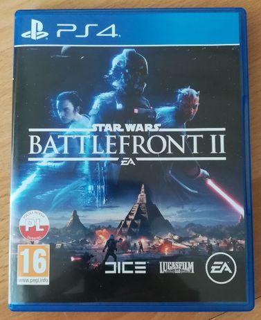 Gra Star Wars Battlefront 2 na PS4