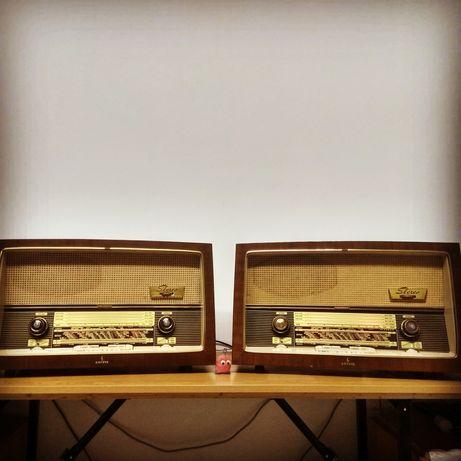Reparação de rádios, aparelhagens, amplificadores.