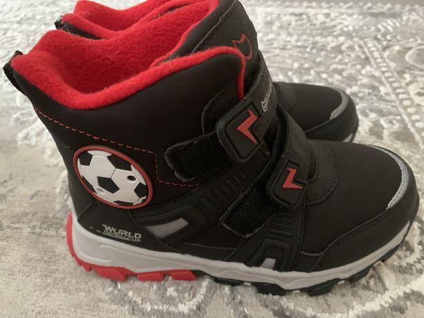Новые зимние ботинки Котофей, размер 31