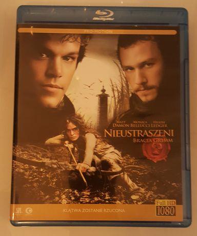 Film Nieustraszeni bracia Grimm Blu-ray