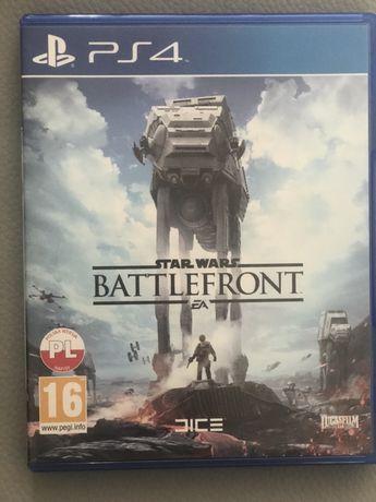 OpisStar Wars: Battlefront PS4