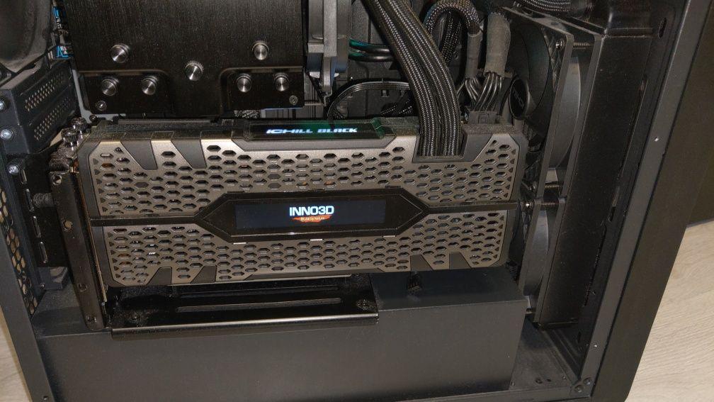 Karta graficzna Inno 3D GeForce RTX 2080 Super iChill Black 8GB (woda)