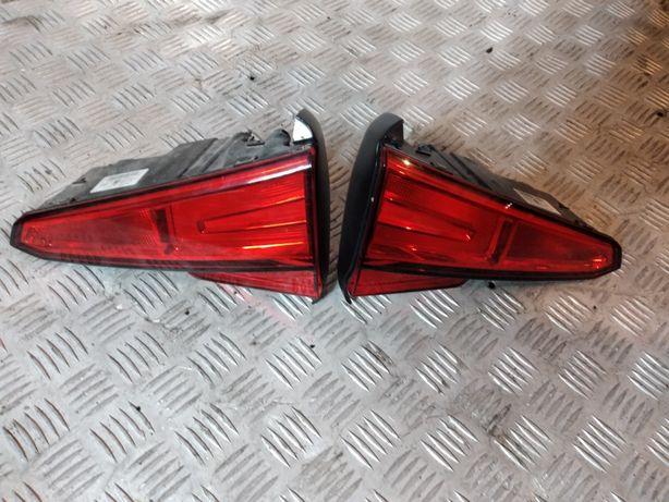 Audi a4 b9 lampa prawa lewa w klapę