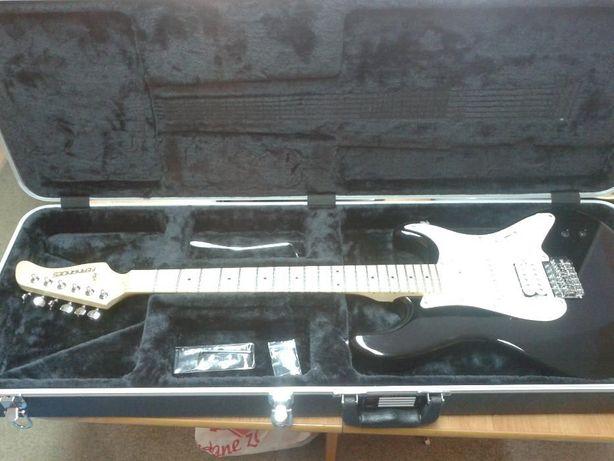 Gitara elektryczna Fernandes + Case
