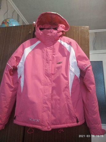 Лыжная куртка 48-50рр